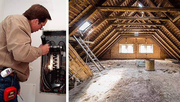 Home maintenance inspections from Helmer Home Inspections